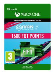 1600 Xbox FIFA 19 Points