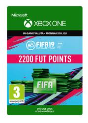 2200 Xbox FIFA 19 Points