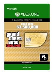 Whale Shark Xbox GTA Card