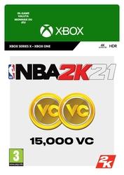 15000 Xbox VC NBA 2K 21