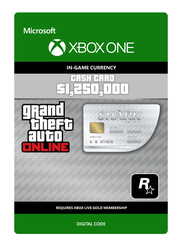 Great White Shark Xbox GTA Card