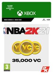 35000 Xbox NBA 2K 21 VC