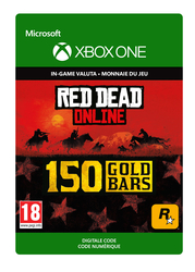 150 Xbox Gold Bars Red Dead Online