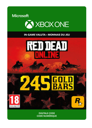 245 Xbox Gold Bars Red Dead Online
