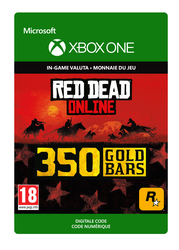 350 Xbox Gold Bars Red Dead Online