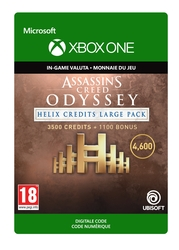 4600 Xbox Assassin's Creed Odyssey Helix Credits Large Pack