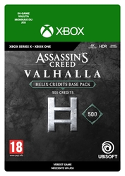 500 Xbox Assassin's Creed Valhalla Helix Credits Base Pack