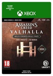 1050 Xbox Assassin's Creed Valhalla Helix Credits  Small  Pack