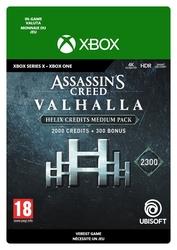 2300 Xbox Assassin's Creed Valhalla Helix Credits Medium Pack