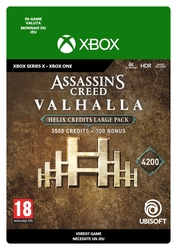 4200 Xbox Assassin's Creed Valhalla Helix Credits Large Pack