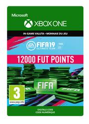 12000 Xbox FIFA 19 Points