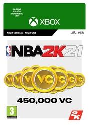 450.000 Xbox NBA 2K 21 VC
