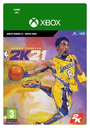 NBA 2K21: Mamba Forever Edition - Xbox Series X/S / Xbox One (Digitaal)