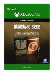 600 Xbox Tom Clancy's Rainbow Six Siege Credits