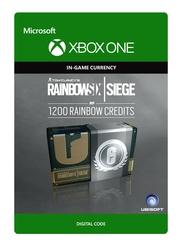 1200 Xbox Tom Clancy's Rainbow Six Siege Credits- Direct Digitaal Geleverd