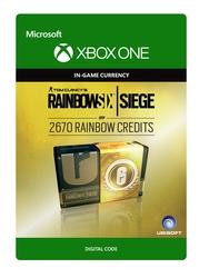 2670 Xbox Tom Clancy's Rainbow Six Siege Credits- Direct Digitaal Geleverd