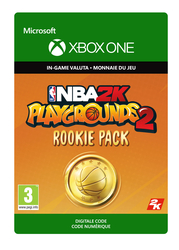 3.000 Xbox VC NBA 2K Playgrounds Rookie Pack