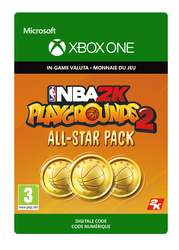 16.000 Xbox VC NBA 2K Playgrounds All Star Pack