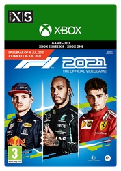 F1 2021: Standard Edition (Pre-Purchase) - Xbox Series X/S / Xbox One (Digitale Game)