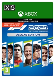 F1 2021: Deluxe Edition (Pre-Order Launch Day) - Xbox Series X/S / Xbox One (Digitale Game)