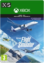 Microsoft Flight Simulator - Xbox Series X/S / PC (Digitale Game)
