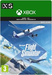 Microsoft Flight Simulator Deluxe Edition - Xbox Series X/S / PC (Digitale Game)