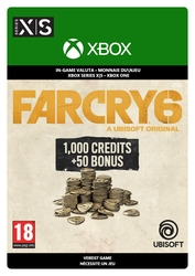 1050 Credits Xbox Far Cry® 6 Virtual Currency Small Pack