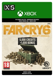 6600 Credits Xbox Far Cry® 6 Virtual Currency X-Large Pack