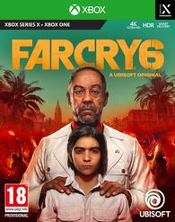 Far Cry 6 Standard Edition - Xbox Series X/S / Xbox One (Fysieke Game)