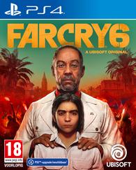Far Cry 6 Standard Edition - PS4 (Fysieke Game)