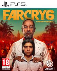Far Cry 6 Standard Edition - PS5 (Fysieke Game)