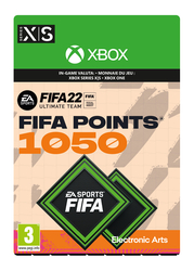 1050 Xbox FIFA 22 Points Xbox Series X/S / Xbox One
