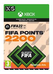 2200 Xbox FIFA 22 Points Xbox Series X/S / Xbox One