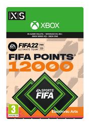 12000 Xbox FIFA 22 Points Xbox Series X/S / Xbox One