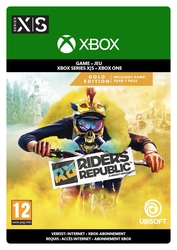 Riders Republic Gold Edition - Xbox Series X/S / Xbox One - Digitale Game