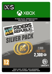 2300 Credits Riders Republic Coins Silver Pack