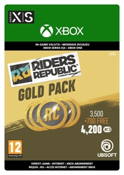 4200 Credits Riders Republic Coins Gold Pack
