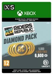 6600 Credits Riders Republic Coins Diamond Pack