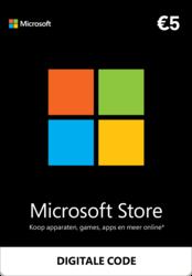 Microsoft Gift Card 5 euro